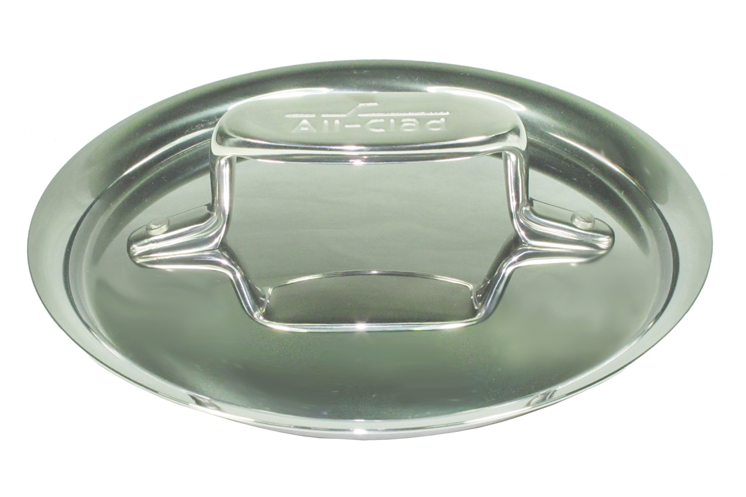 All-Clad d5 Brushed Stainless 6 inch Lid
