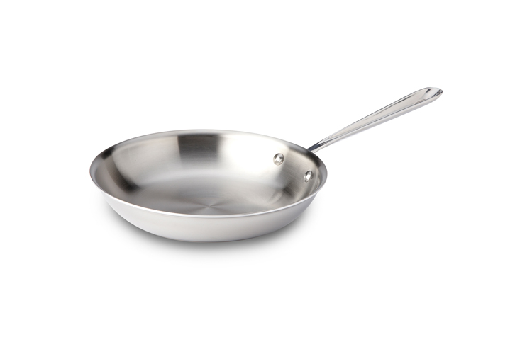 All Clad D3 Stainless Fry Pans All Clad D3 Tri Ply