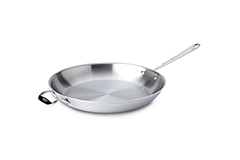 All-Clad d3 Tri-Ply Stainless Steel 14 inch Fry Pan