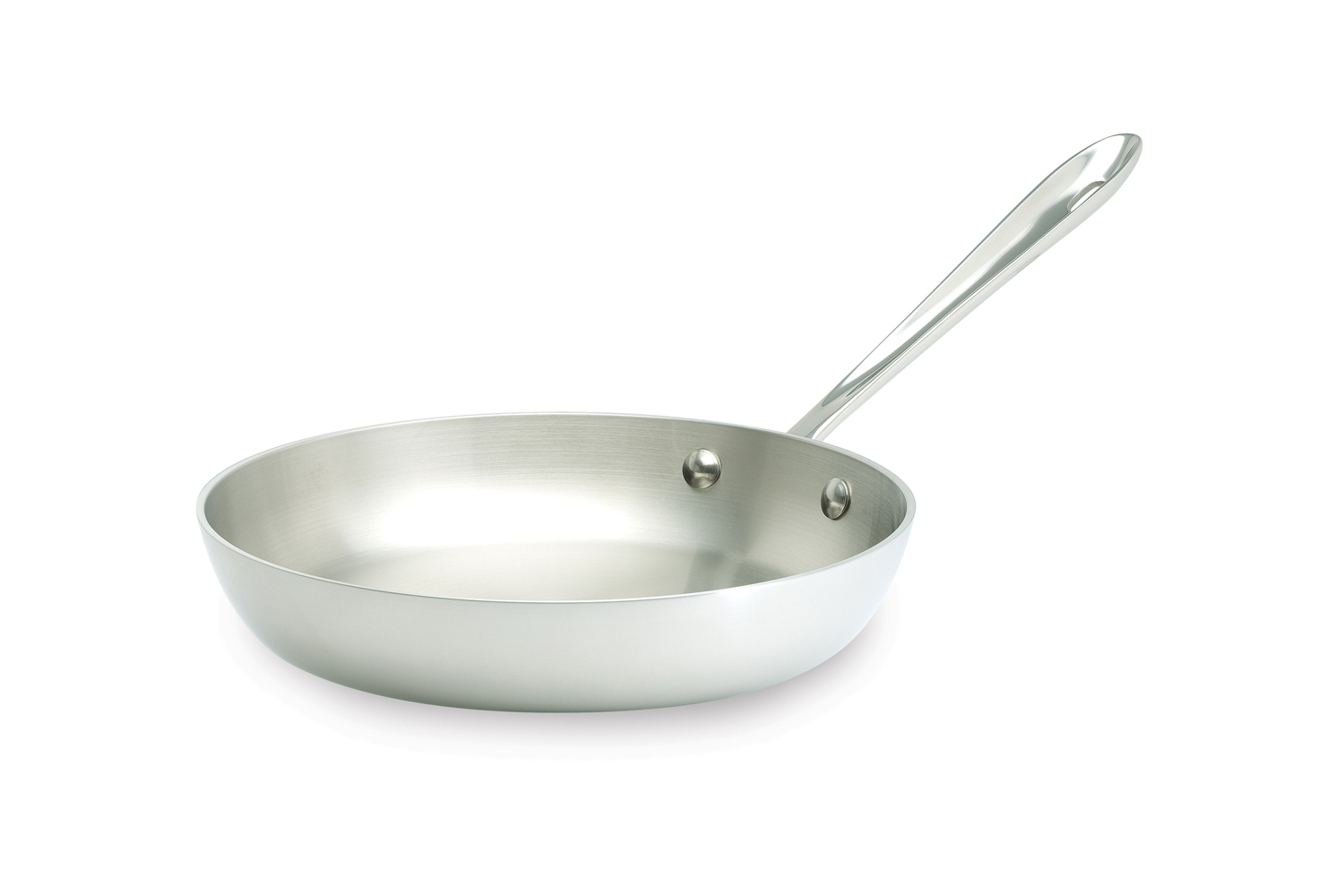 All-Clad d3 Tri-Ply Stainless Steel 9 inch French Skillet