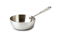 All-Clad d3 Tri-Ply Stainless Steel 1 qt. Saucier