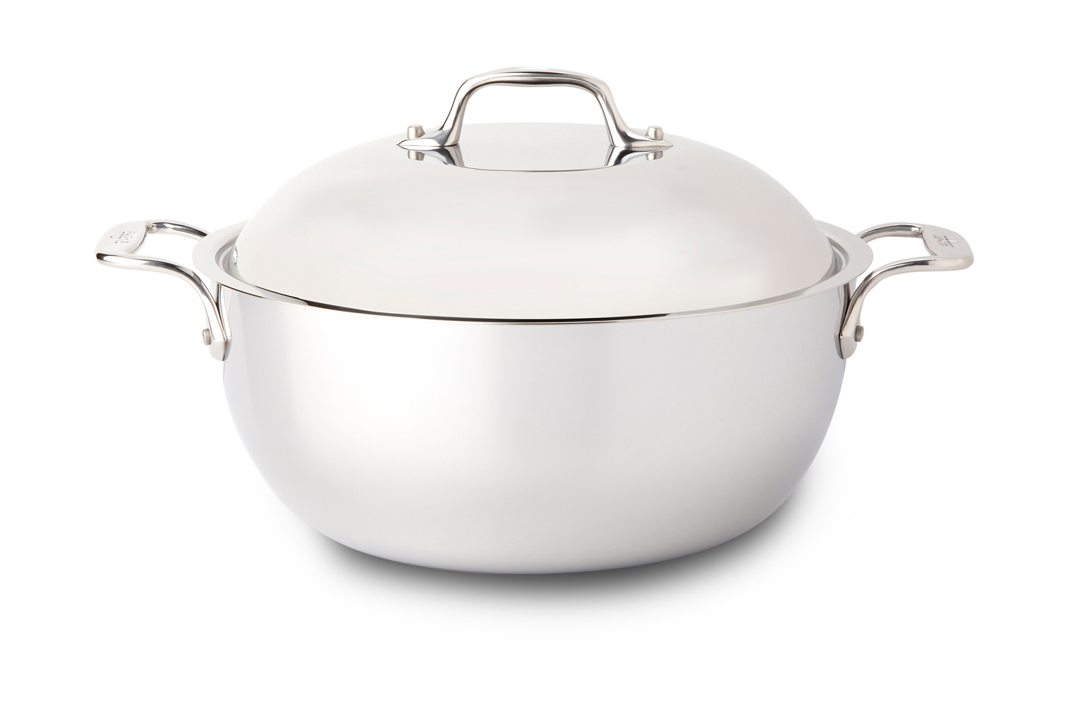 All-Clad d3 Tri-Ply Stainless Steel 5 1/2 qt. Dutch Oven