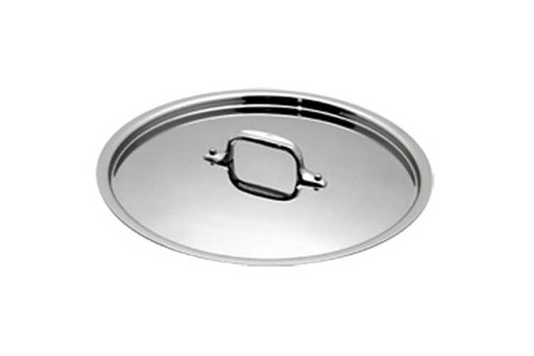 All Clad Stainless Steel 8in Lid 8710001054 Metrokitchen