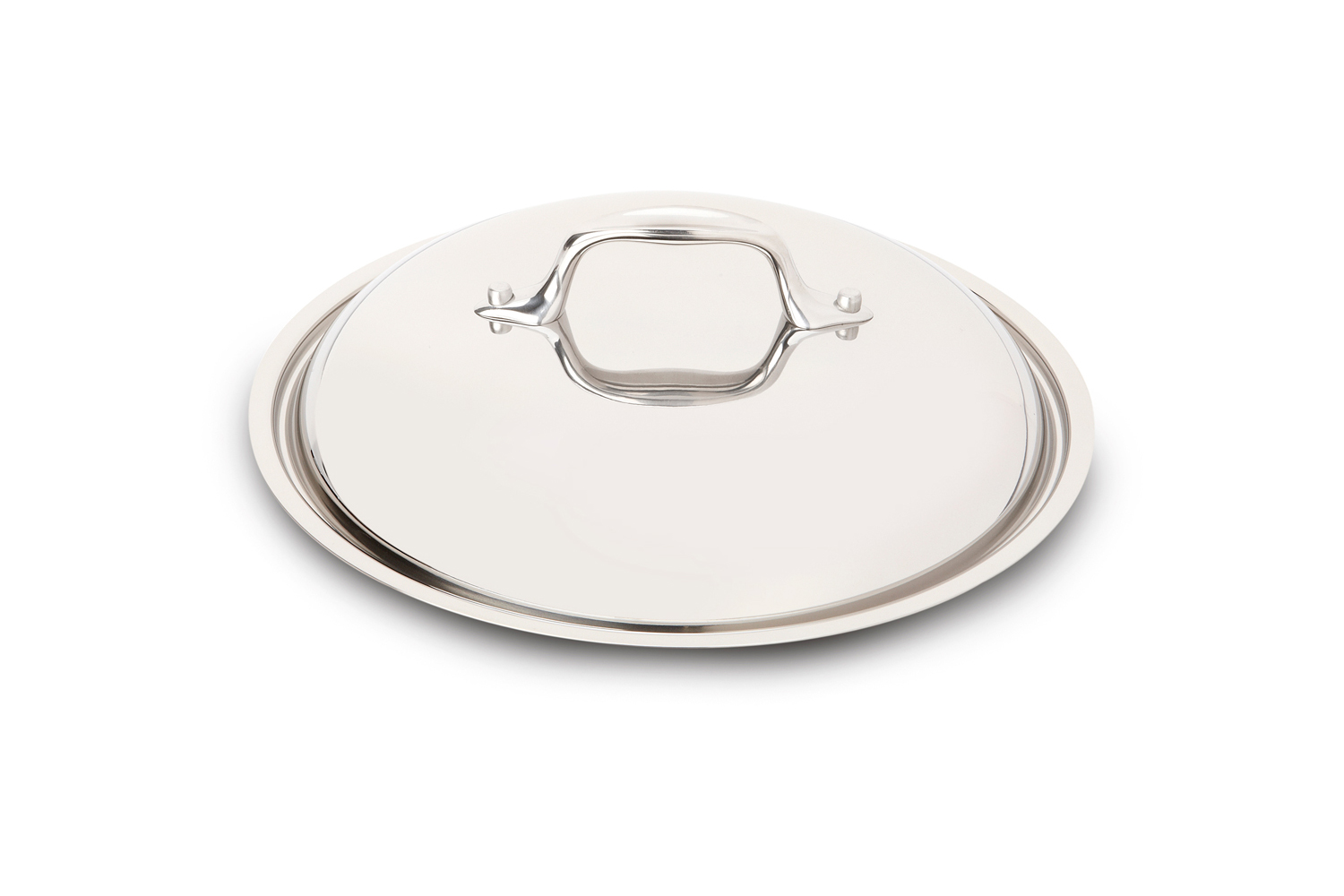 All-Clad Stainless Steel 10 1/2 inch Domed Lid