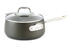 All-Clad HA1 Hard Anodized Nonstick 3.5 qt. Sauce Pan