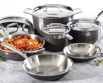 All Clad Ltd Cookware
