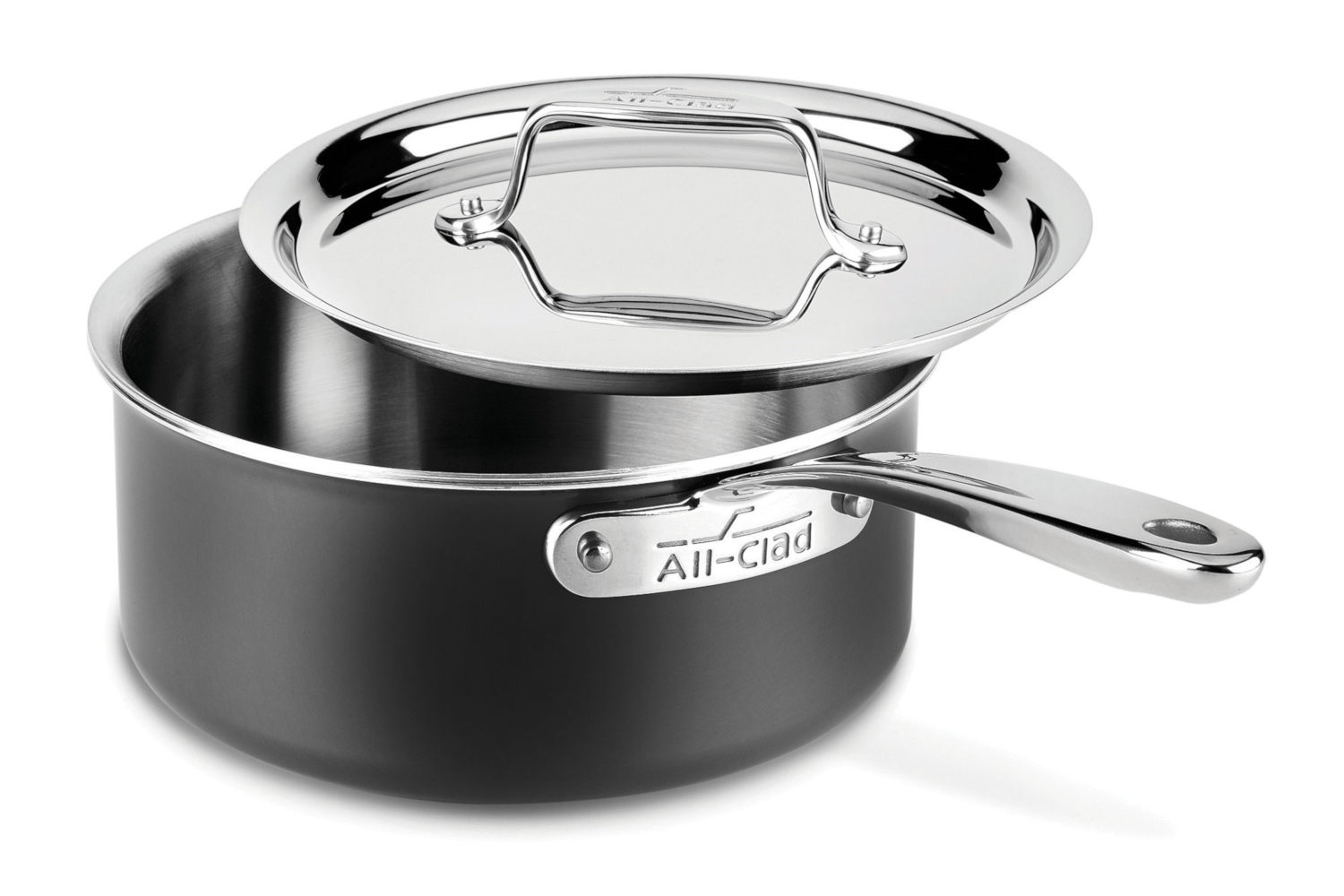 All-Clad LTD - 3 qt. Sauce Pan