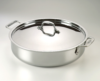 All-Clad Stainless Casseroles