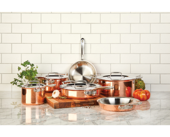 All-Clad c4 Copper Cookware