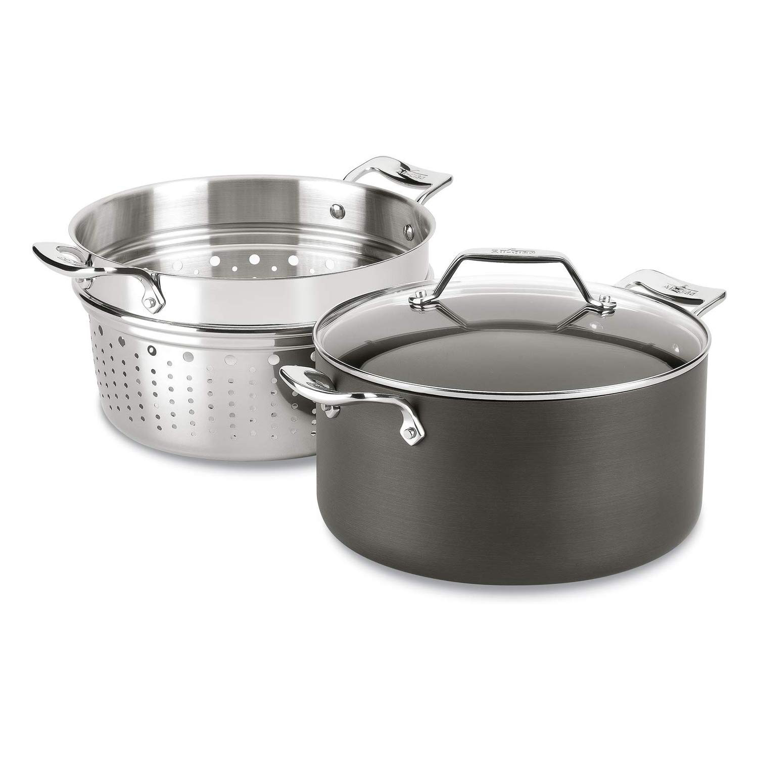 All-Clad Essentials Nonstick 7 qt. Multi-Pot w/Insert