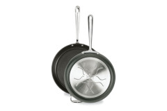 All-Clad HA1 Hard Anodized Nonstick 10 & 12 inch Fry Pan Set