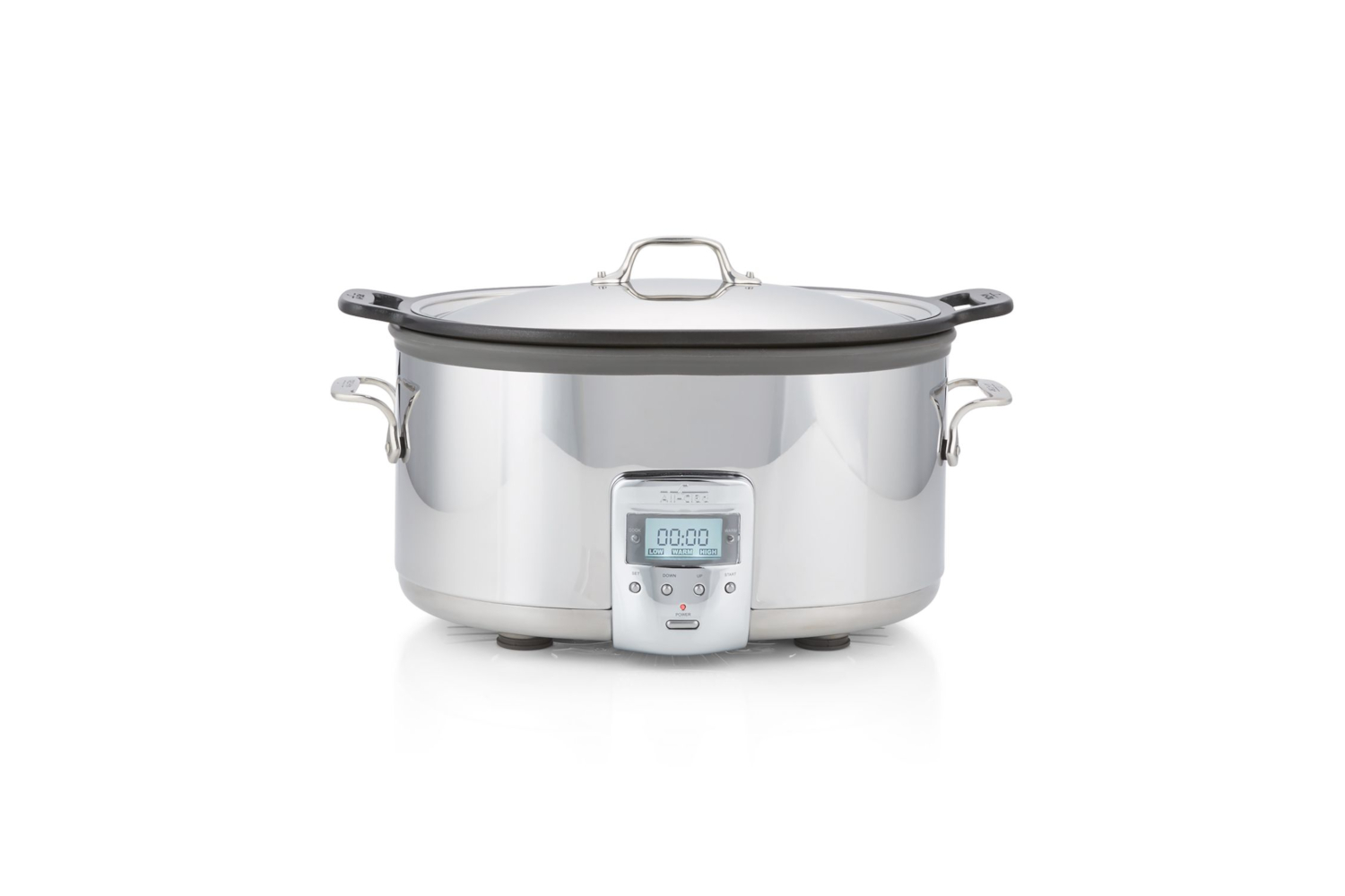 All-Clad 7 qt. Electric Slow Cooker w/Aluminum Insert