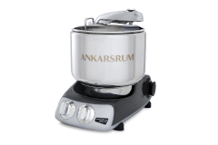 Ankarsrum Stand Mixer Original - Black Chrome