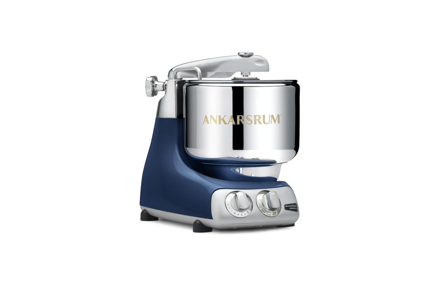 Ankarsrum Stand Mixer Original - Ocean Blue