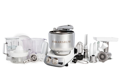 Ankarsrum Stand Mixer Deluxe Package - Mineral White