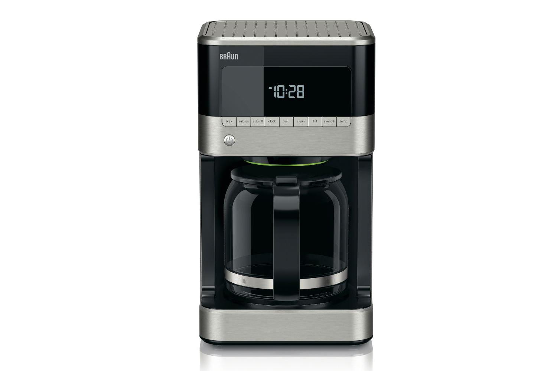 Braun BrewSense 12 Cup Drip Coffee Maker - Black