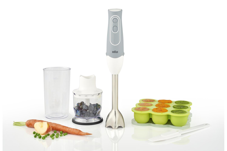 Braun MultiQuick 5 Baby Food Maker & Hand Blender