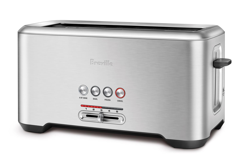 Breville Bit More 4-Slice Toaster