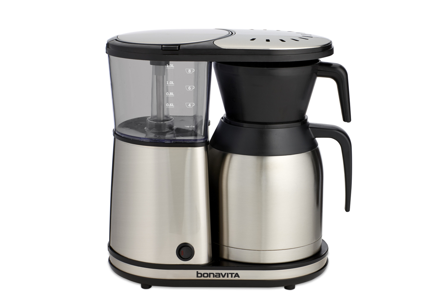 Bonavita 8 Cup Thermal Carafe Coffee Brewer - Stainless Steel