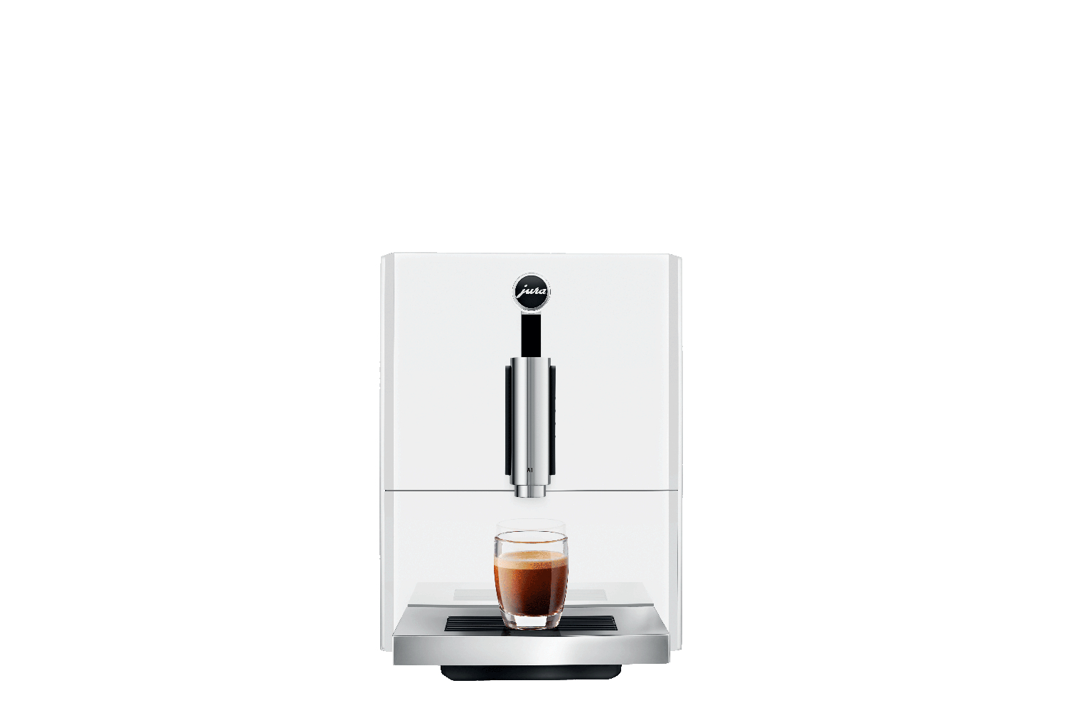 Jura A1 Automatic Coffee Machine - White
