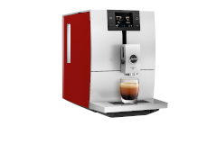 Jura ENA 8 Automatic Coffee Machine - Red