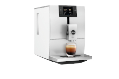 Jura ENA 8 Automatic Coffee Machine - White