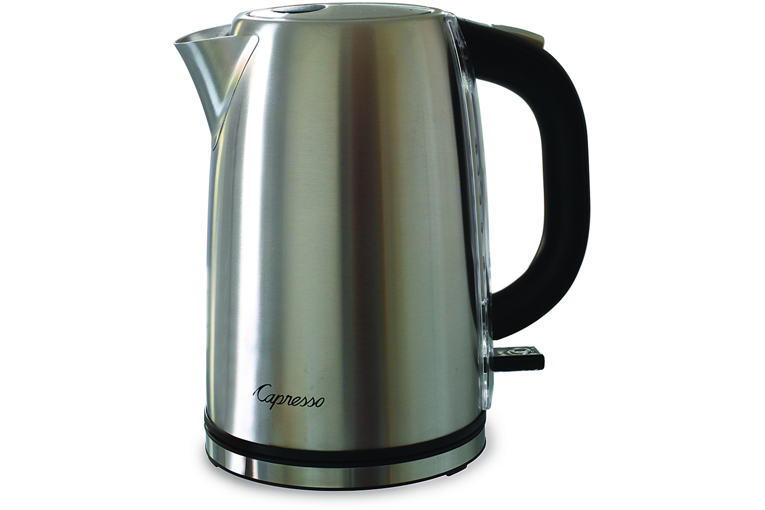 Capresso H2O Steel - 7 Cup Stainless Steel Electric Water Kettle