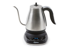 Capresso Pour-Over Gooseneck Kettle - Stainless Steel