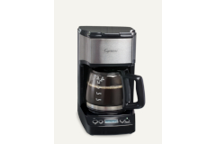 Capresso 5 Cup Mini Drip Programmable Coffee Maker