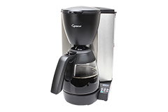 Capresso MG600 10 Cup Programmable Coffee Maker