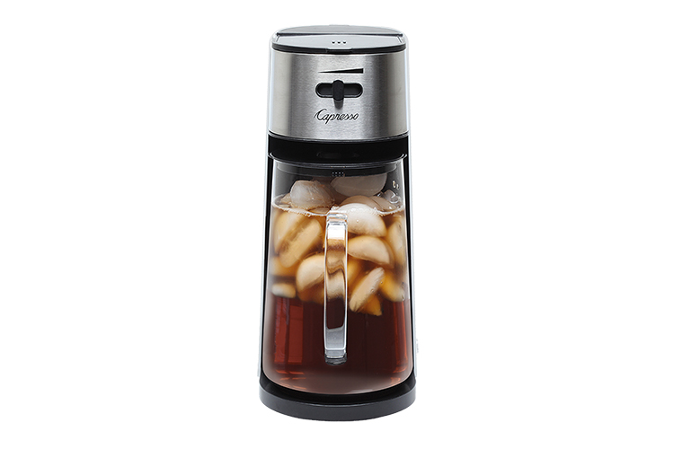 Capresso Iced Tea Maker w/ 80oz. Glass Carafe