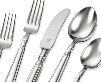 henckels flatware sets