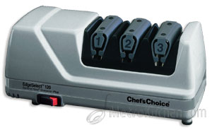 Chef's Choice small kitchen appliances, electric knife sharpeners