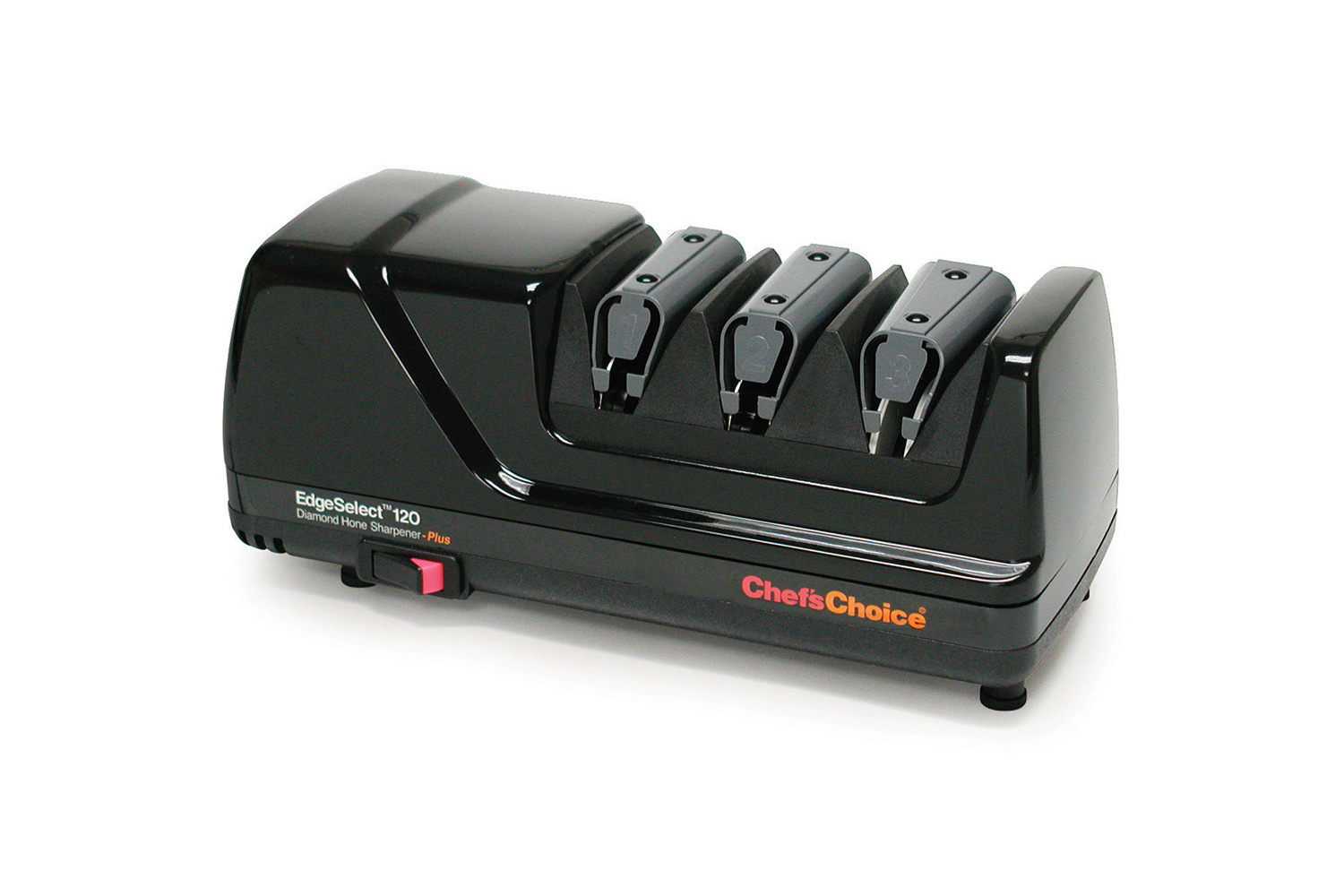 Chef'sChoice 120 Diamond Hone EdgeSelect Knife Sharpener - Black