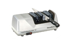 Chef'sChoice 130 Professional Knife Sharpening Station - Brushed Metal
