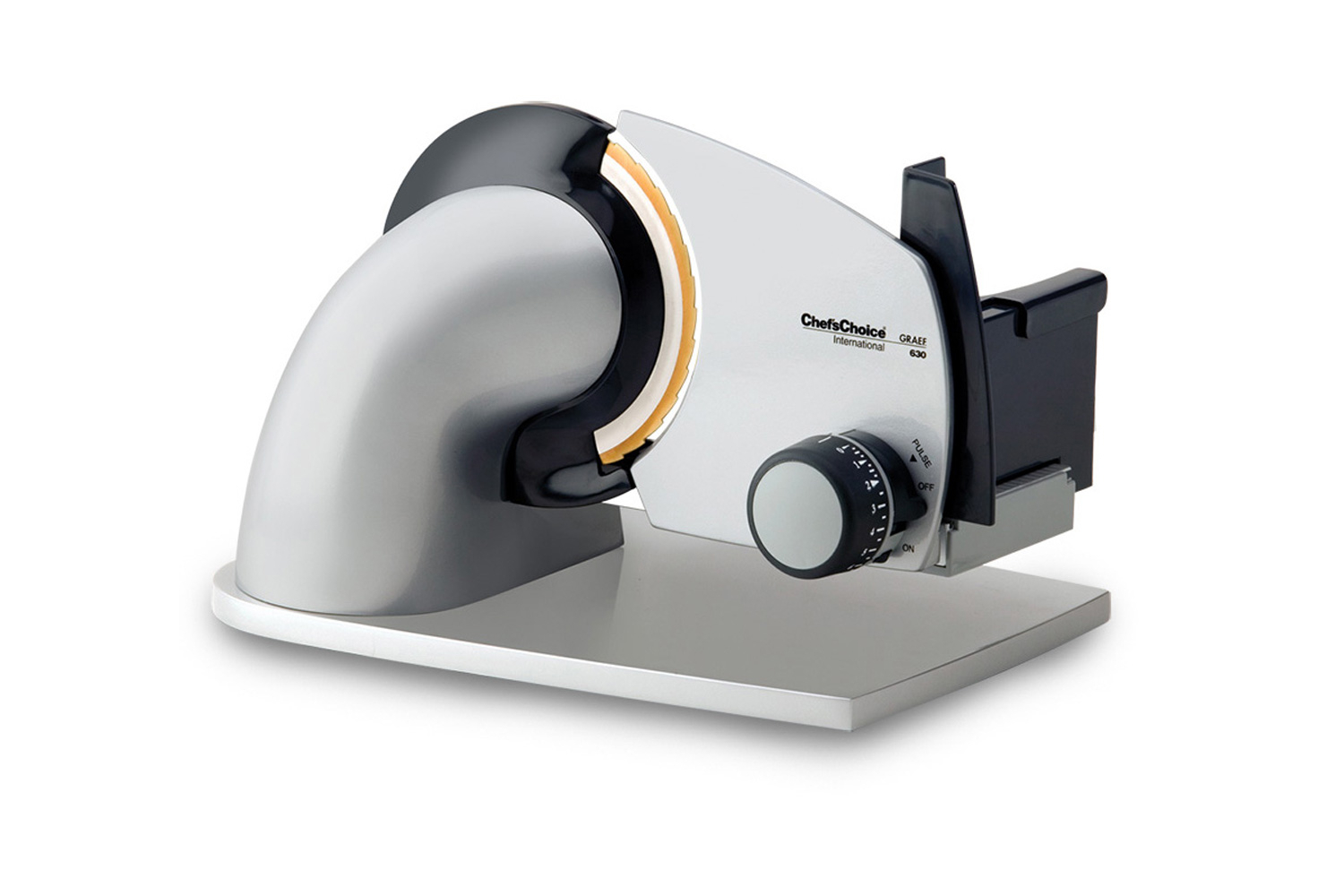 Chef'sChoice 630 Gourmet Electric Food Slicer