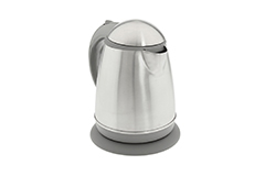 Chef'sChoice Cordless Electric Kettle - 1 3/4 qt. - Stainless Steel Grey Finish