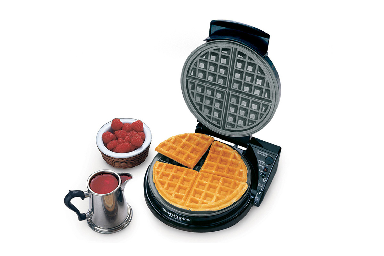 Chef'sChoice 830 Waffle Pro for Classic Belgian Waffles - Special Edition