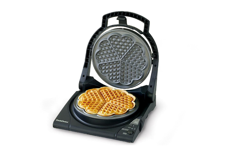 Chef'sChoice Waffle Pro - 5 Hearts
