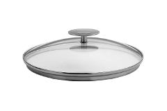 Cristel Domed 8 inch Glass Lid
