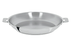 Cristel Mutine Stainless Steel 8 inch Frying Pan