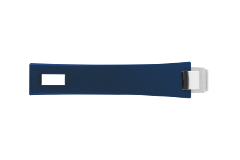 Cristel Mutine Removable Long Handle - Blue Ink