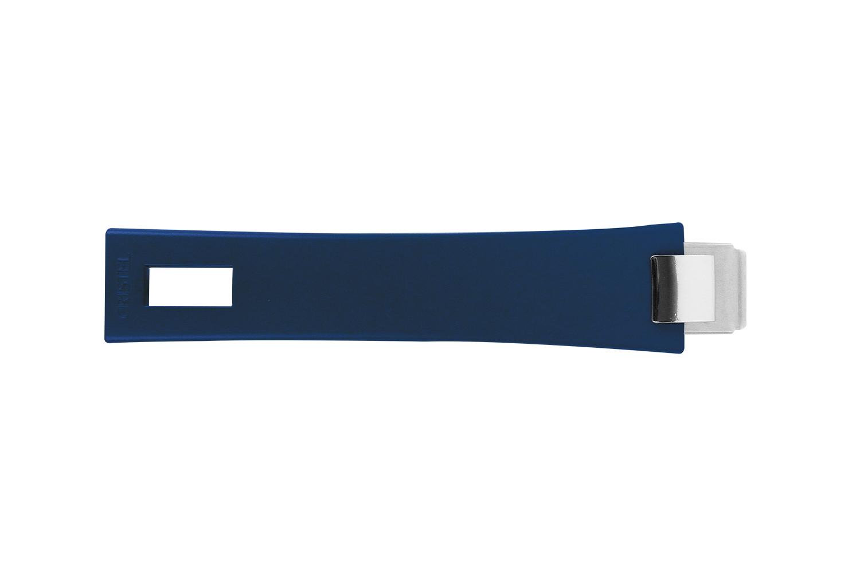 Cristel Mutine Removable Long Handle - Blue Ink