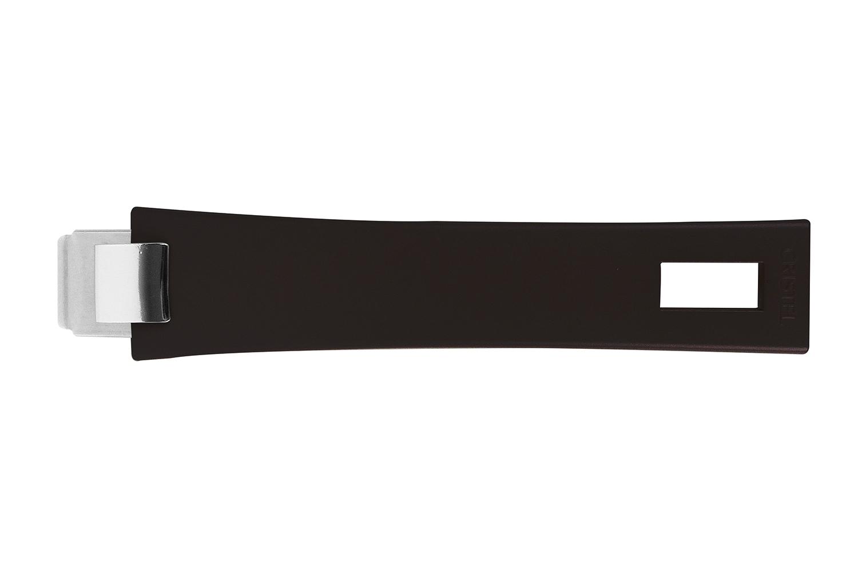 Cristel Mutine Removable Long Handle - Black