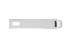 Cristel Mutine Removable Long Handle - White