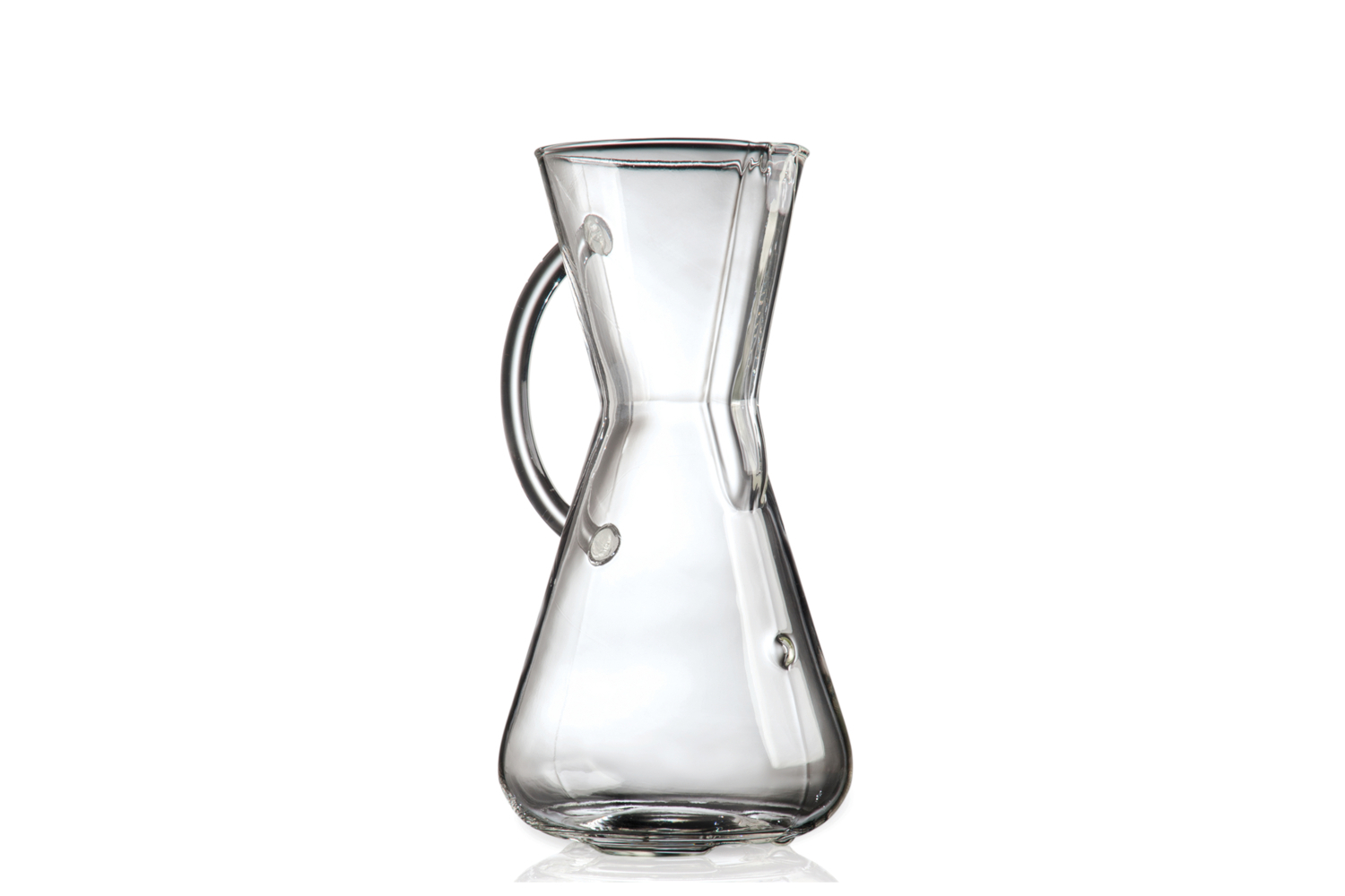 Chemex Glass Handle Coffee Makers - 3 Cup