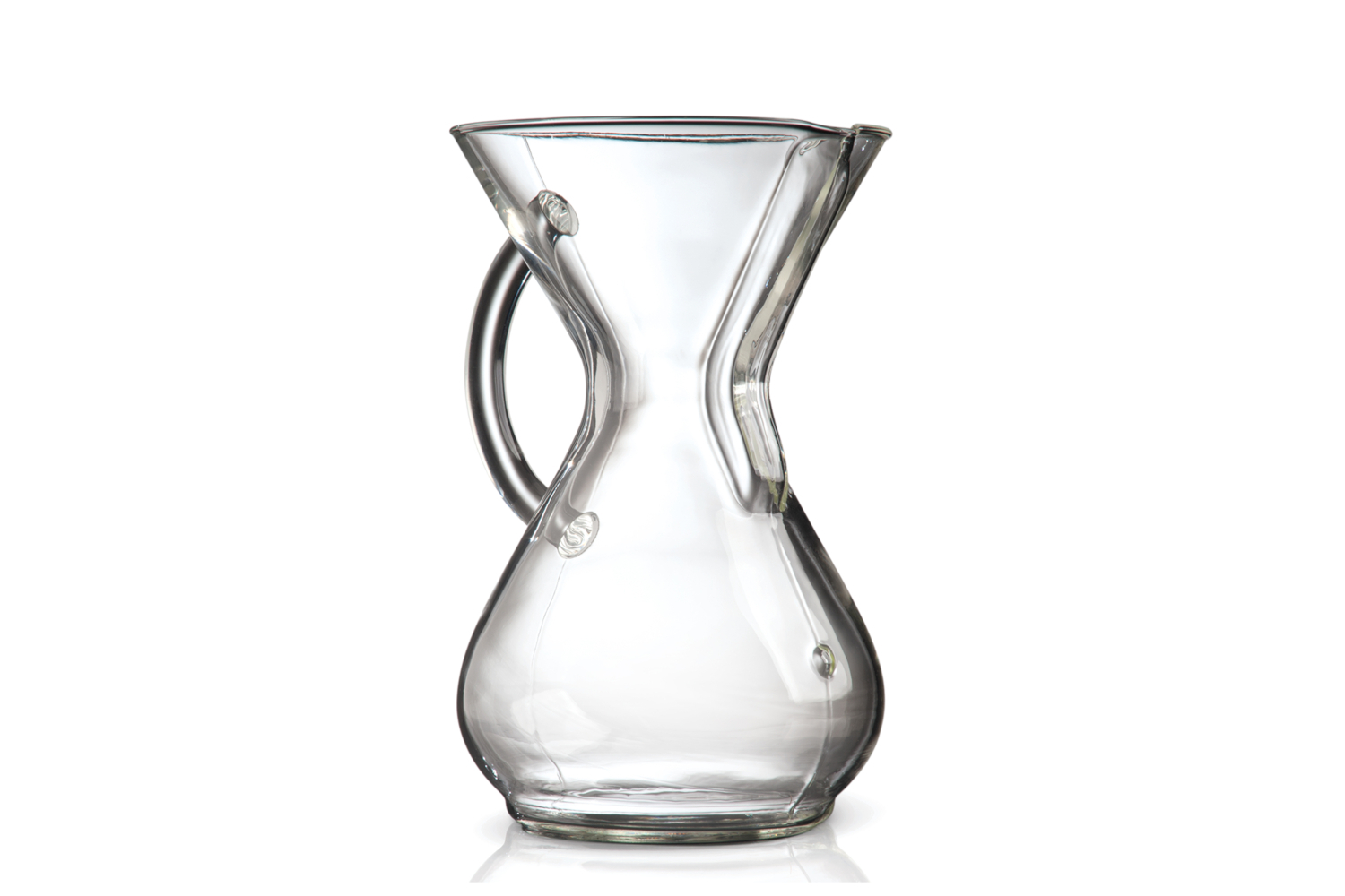Chemex Glass Handle Coffee Makers - 6 Cup