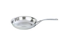 Demeyere Proline Stainless Steel 12.6 inch Fry Pan - No Lid