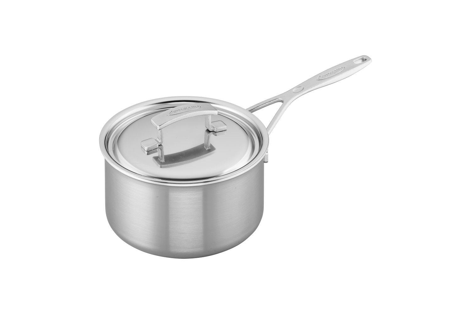 Demeyere Industry5 Stainless Steel Sauce Pans