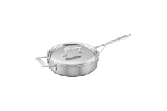 Demeyere Industry5 Stainless Steel Saute Pans